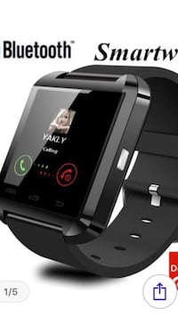 Bluetooth Wireless Smart Watch for iOS and Android Livonia, 14221