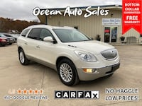 2011 Buick Enclave FWD CX FREE WARRANTY!!! Catoosa
