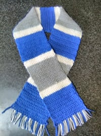 NFL COLORED SCARF -COWBOYS Albuquerque