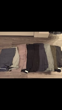 $5 each - assorted new pants