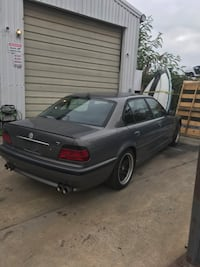 2001 bmw 740li FULL PARTS CAR