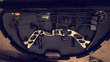 Compound Bow - Cabela's Credence (price negotiable)