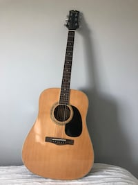 Mitchell Acoustic Guitar