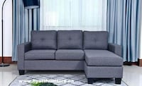 Brand new Fabric Sectional Toronto