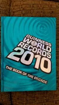 2010 Guinness book of world records  Henderson, 89014