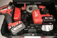 KIT MILWAUKEE 18V 5Ah Como, 22100