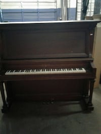 1910 lester upright 45 mahogany piano used needs t West Deptford, 08086