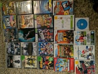 Various PS3, xbox360 and Wii games Toronto, M5T 2X4