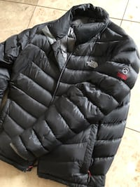 Men the North Face winter coat summit series 800 xl
