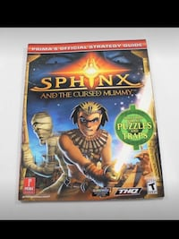 CLASSIC SPHINX STRATEGY GAME GUIDE . Edmonton, T5L