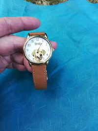 Quartz Movement Dog Watch Niles