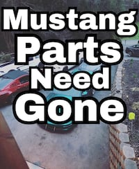 Mustang gt parts Easley, 29642