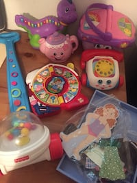 Toddler toys  Woodbridge, 22193
