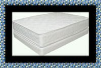 King Double pillowtop mattress with split box Bowie, 20716