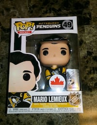 Mario Lemieux Funko Pop Up.