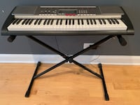 Casio Lighted Keyboard AND Stand Mount Prospect, 60056