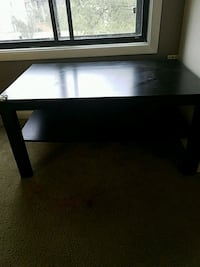Ikea LACK Coffee table, black-brown Greenbelt, 20770