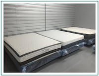 50% - 80% Clearance On All Mattress Sets (King Queen Full) Woburn