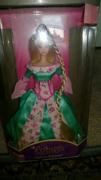 Limited edition Barbie Doll Chesapeake, 23320