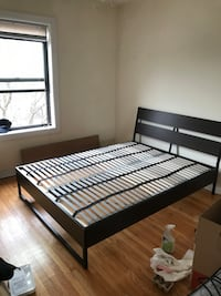 Queen Size Bed Frame - Trysil (IKEA) Chicago, 60654