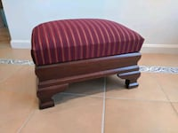 Upholstered Foot Stool Gaithersburg, 20878