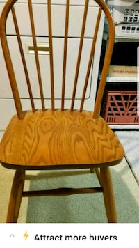 Oak chair Gaithersburg, 20879