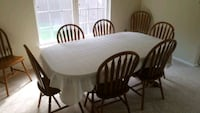 Dining Room Table with 6 Chairs. Stafford, 22556