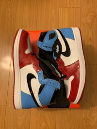 Jordan 1 Fearless size 8, 10.5 Mississauga, L5G