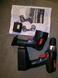 Cordless drill, light (very brigh) and charger Fort Myers, 33919