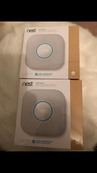 2x Nest Protect (2nd gen) - Brand New