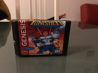 The Punisher, Sega Mega Drive PAL Sevilla, 41005