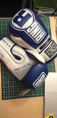 RINGSIDE APEX BAG GLOVES 12oz Toronto