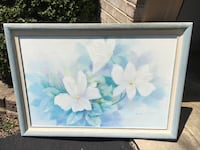Painting in frame Plainfield, 60544