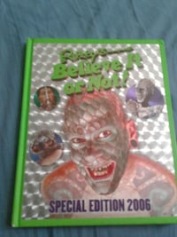 ripley's believe it or not special edition 2006 bo 25 mi