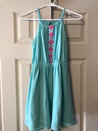 SO Authentic American Heritage Girls Size M (10) Green Dress Baltimore, 21236