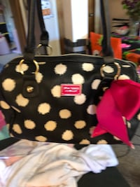 Betsey Johnson like new bag