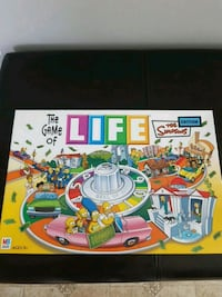 Game of Life Simpsons Edition $2 Kitchener, N2E 4C7