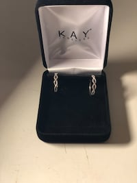 silver Kay Jewelers ring with box North Haledon, 07508