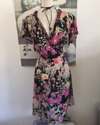 Floral sheer dress Los Angeles, 91402