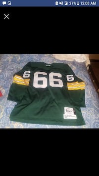 Green Bay Packers Throw Back Jersey