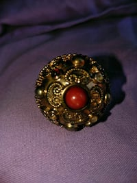 gold and red gemstone ring Amarillo, 79103