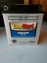 Motorcycle battery  Minot