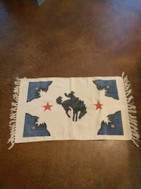Western Table decor cover Moore, 73160