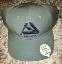 New Patagonia Live Simply Baseball Cap Hat Chicago, 60611