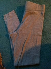 NWOT Victoria Secret PINK sz small grey leggings