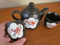 Brand New Never Used Asian Tea Set Whitchurch-Stouffville
