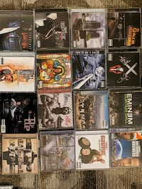 CDs  ranging from 2-3$ if buying in bulk Montréal, H8N 2H4