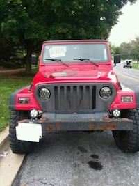 1997 - Jeep - Wrangler Germantown