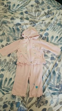Girls 2pc outfit, size 9mth Roseville, 48066