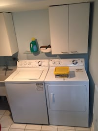 Washer and dryer  Richmond Hill, L4C 2Z7
